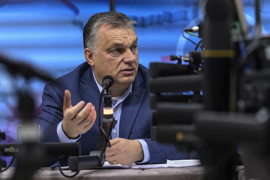Orbán Viktor Kossuth Rádió Jó Reggelt Magyarország!